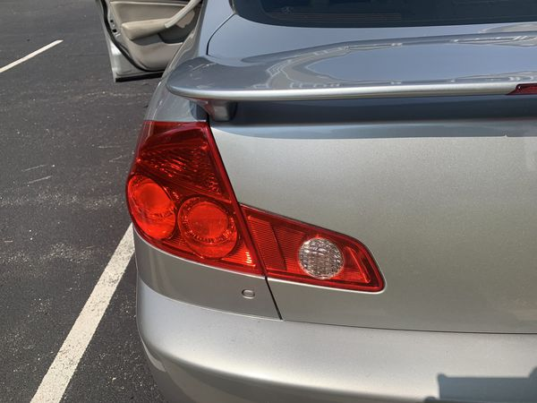 Infiniti g35 parts for sale