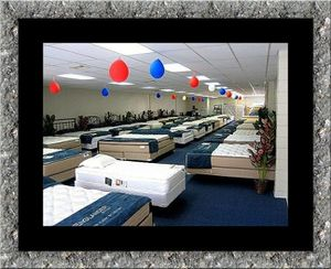 Full mattress plush with box spring for Sale in Odenton, MD