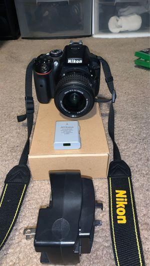 Nikon D5300 for Sale in El Monte, CA