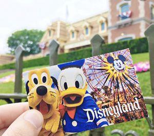 Disneyland ticket for Sale in Modesto, CA