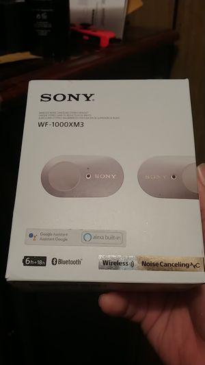 Sony earbuds for Sale in Burke, VA
