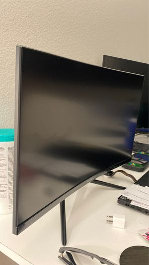 Viotek 24 curved 144hz monitor for Sale in San Diego, CA