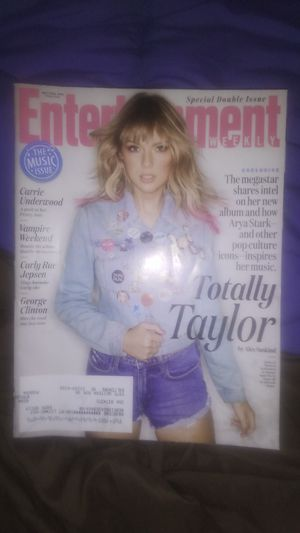 Taylor Swift rare magazine for Sale in Baltimore, MD