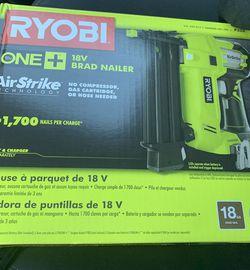 Cordless 18v Ryobi Brad Nailer for Sale in Santa Clarita,  CA