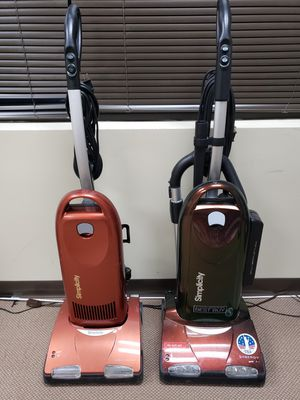 Simplicity Upright Vacuums for Sale in Sterling, VA