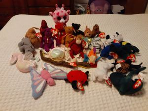 Teenie Beanie Babies(McDonalds 2000) for Sale in Akron, OH