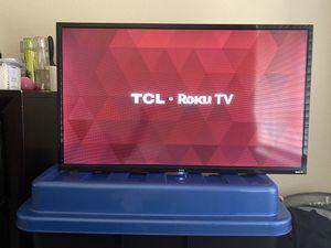 TCL Roku TV for Sale in Bellevue, WA