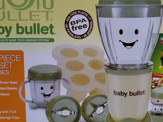 Baby Bullet (Used/ Perfect CONDITION) for Sale in Rockville Centre,  NY