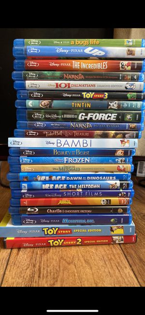 Disney / Family blurays for Sale in Pembroke Pines, FL