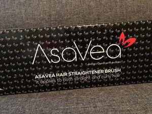 Electric hair straightener brush for Sale in Jonesboro, AR
