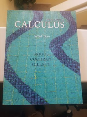 Calculus book for Sale in Adelanto, CA