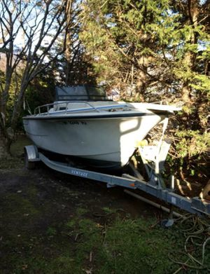21 proline with trailer for Sale in North Massapequa, NY