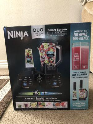 Ninja due smart screen blender for Sale in Gridley, CA