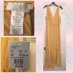 Sunflower Yellow Bridesmaid Dress for Sale in Manassas Park, VA