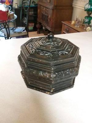Very old octogon box for Sale in Milton, FL