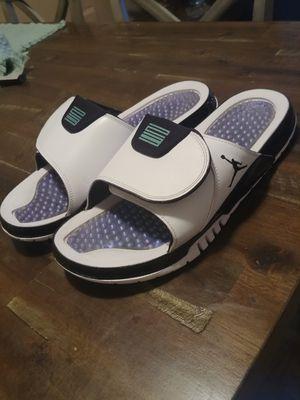Jordan slides sz .11 for Sale in Houston, TX
