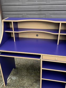 Blue Desk for Sale in Seattle,  WA
