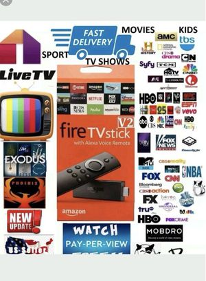 Unlocked Fire Tv Sticks for Sale in Baltimore, MD