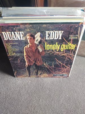Duane Eddy- lonely guitar vinyl for Sale in West Jordan, UT