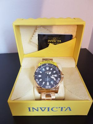 Invicta automatic limited edition 53mm watch for Sale in Queens, NY