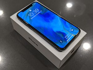 iPhone X - Space Gray 64GB (MQAQ2LL/A) for Sale in Litchfield Park, AZ