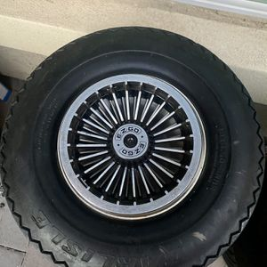 4 Lug Golf Cart Wheels And Tires for Sale in Queen Creek, AZ