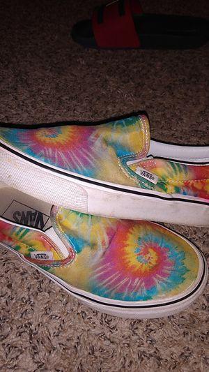 Vans tie dye for Sale in Hamilton, OH