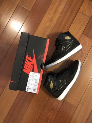 City of Flight Retro Air Jordan 1 High size 9.5 for Sale in NO POTOMAC, MD