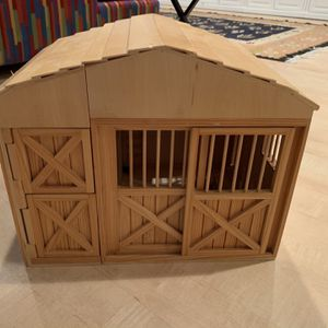 Melissa And Doug Folding Horse Stable for Sale in Ashburn, VA