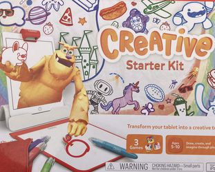 Osmo - Creative Starter Kit for iPad for Sale in Commerce,  CA