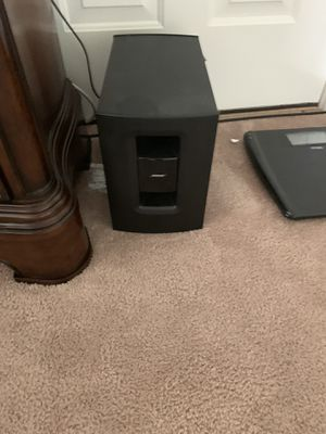Bose surround sound for Sale in Fort Leonard Wood, MO