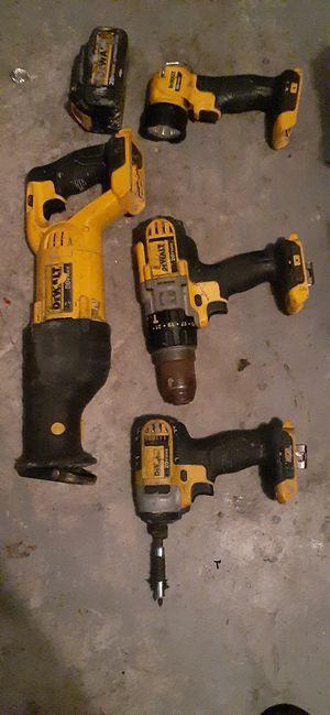 Dewalt power tools for Sale in Eagle Lake, FL