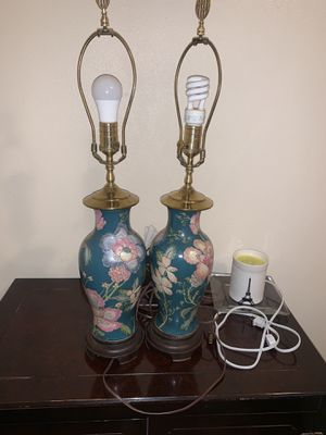 Heyward House vintage table lamps for Sale in San Marcos, TX