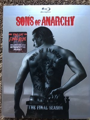 Sons of Anarchy The Final Season on Blu-Ray for Sale in Cleveland, OH