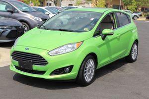 2014 Ford Fiesta Titanium for Sale in Falls Church, VA