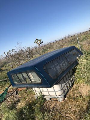 Truck Camper Shell for Sale in Victorville, CA