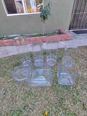 Glass vases for Sale in Huntington Park, CA