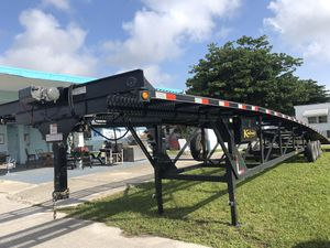 2018 Kaufman trailer for 3 to 4 cars for Sale in Hollywood, FL