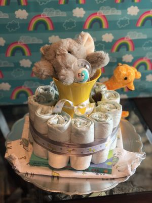 Diaper Cake for Sale in Maryland Heights, MO