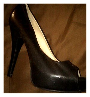 Black heel brand new size 8 for Sale in Norwalk, CA