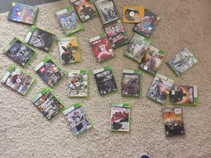 Xbox 360 games $2 for Sale in Clovis, CA