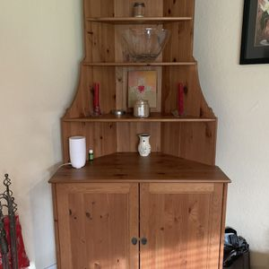 IKEA Leksvik Corner Unit, Chest, And Coffee Table for Sale in San Marcos, CA