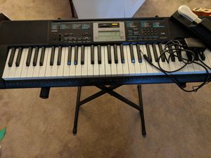 Casio electronic piano for Sale in San Jose, CA