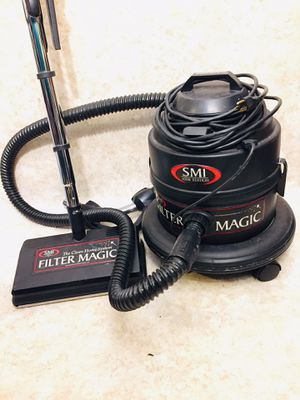 SMI Filter Magic Vacuum Cleaner for Sale in Tacoma, WA