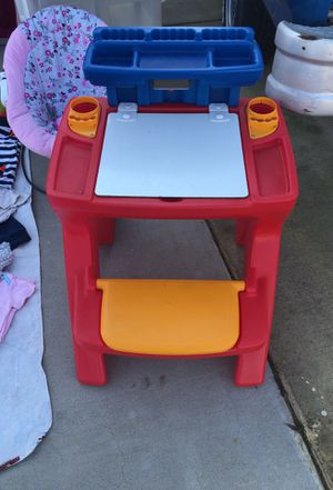 Kids drawing desk for Sale in Fresno, CA