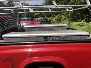 Pick up truck racks and tool boxes off a dodge Dakota for Sale in Seekonk, MA