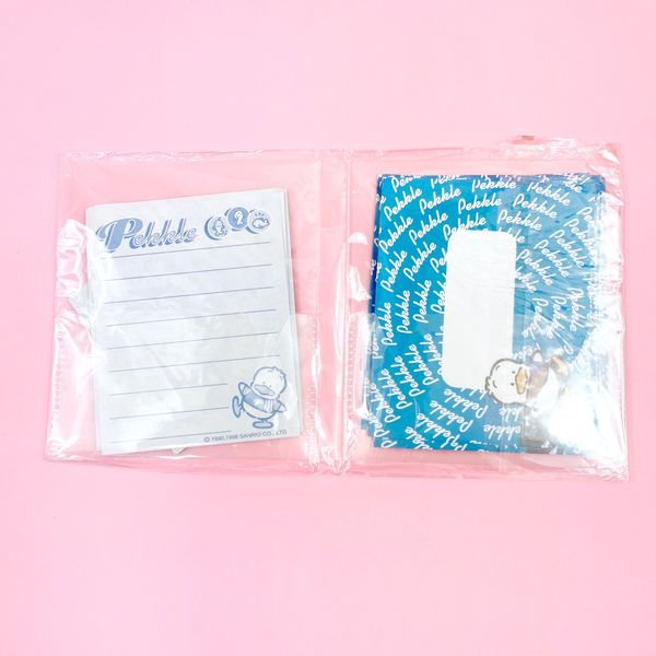 Vintage Sanrio Pekkle Letter Set Hello Kitty Kawaii