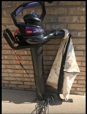 Toro leaf blower / vaccum for Sale in Troy, MI