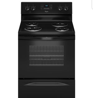 whirlpool range for Sale in Austin, TX
