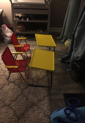 Table mate 4 kids for Sale in Garner, NC